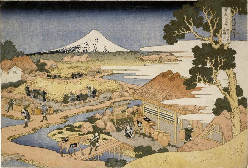 秋山家が富士の麓で農業をはじめる